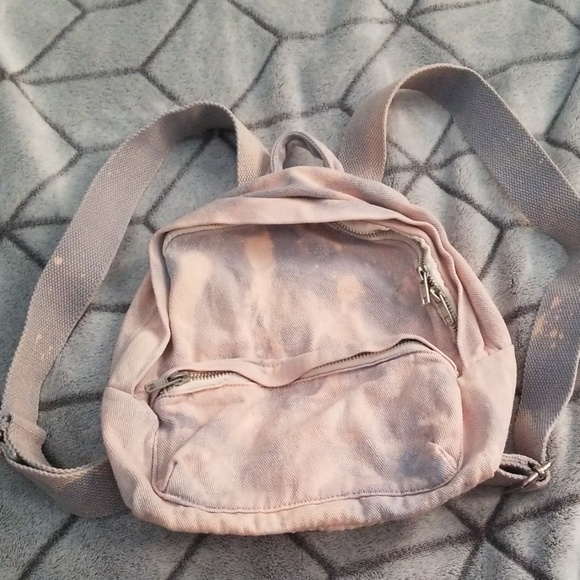 7f33d36ba2 Brandy Melville Bags | Acid Washed Mini Backpack | Poshmark